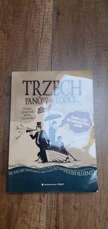 Trzech Panów w Łódce wersja do nauki języka angielskiego