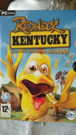 PC-CD ROM| REDNECK KENTUCKY -The Next Generation Chickens