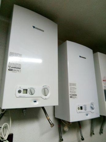esquentadores ventilado diversos