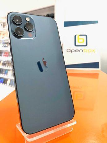 iPhone 12 Pro Max 128GB Azul Pacífico A++ Garantia 12 meses