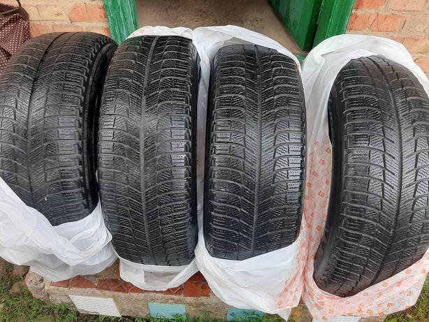 Продам шины Michelin 205 60 R16