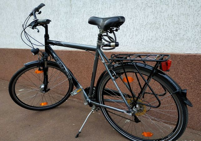 """Продам немецкий велосипед PEGASUS б/у. колеса 28"""""""