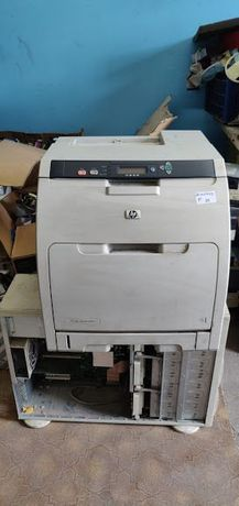 Цветной лазерный принтер HP COLOR LaserJet 3800N с картриджами