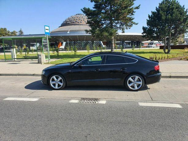 Audi A5 - bezwypadkowy !!!