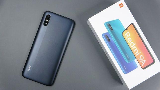 Smartfon Redmi 9A Granit Grey - Okazja!
