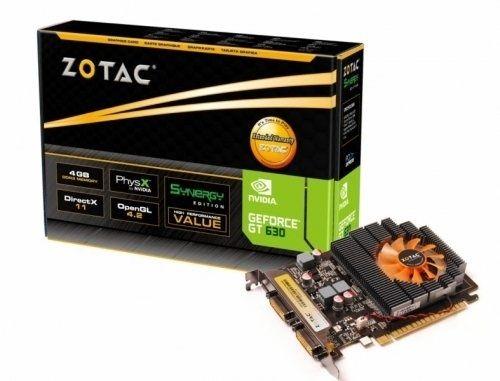 Видеокарта Zotac GT630 1GB Путивль - изображение 1