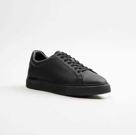 Nowe buty meskie Zara r. 45 czarne black reebok calvin adidas tommy