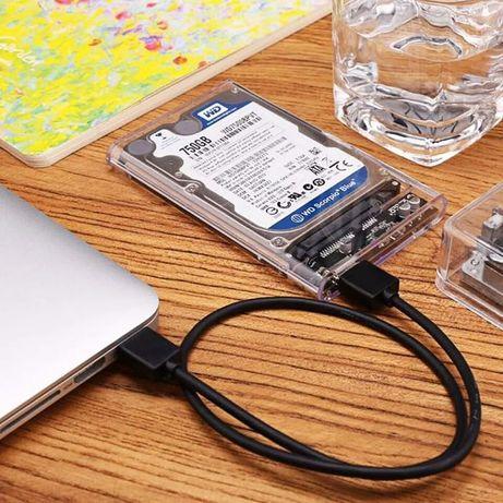 "Внешний HDD/SSD-карман ORICO 2.5"" SATA III USB 3.0, корпус, 2139U3"