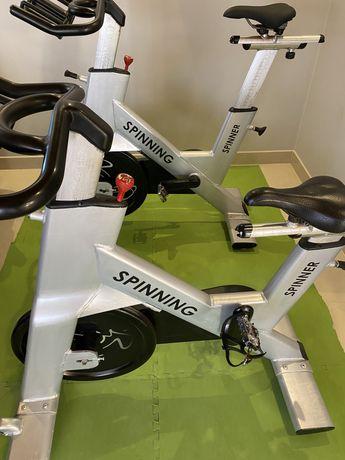 Bicicletas de spinning startrac