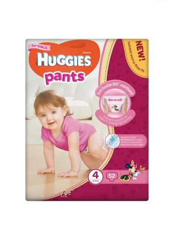 Трусики Huggies Pants 4(52шт)
