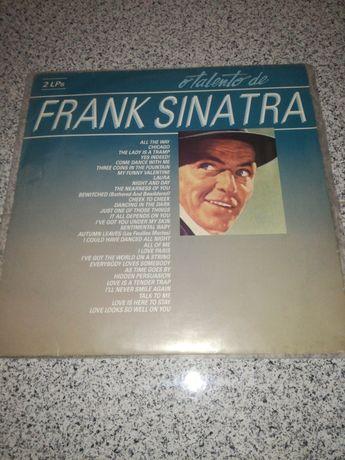 Frank Sinatra disco duplo vinil lp