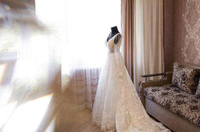 Весільне плаття. Свадебное платье. Весільна сукня.