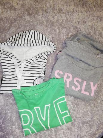 Bluzy dla dziewczynki 146