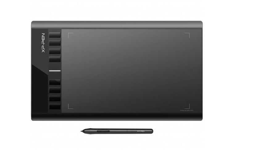 Графический планшет XP-Pen Star 03 (303957)