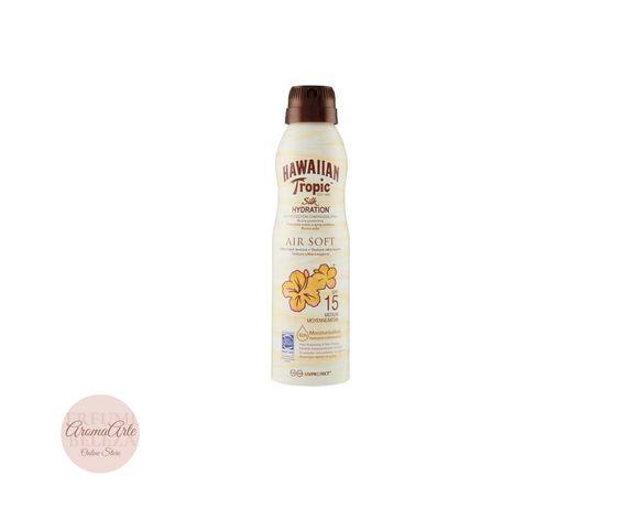 Hawaiian Tropic Silk Hydration Spray SPF15 177ml
