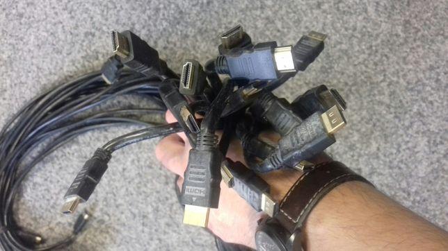 Kable HDMI 1,5 m - 20 sztuk