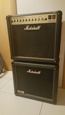 Marshall JCM 900 50W 4501 dual reverb lampa combo gitarowe