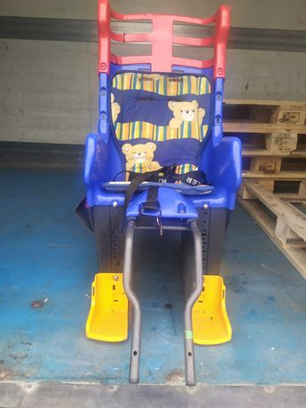 Fotelik rowerowy kettler teddy