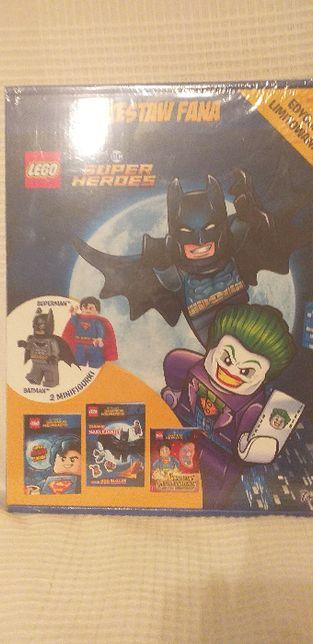 Lego super heroes zestaw fana