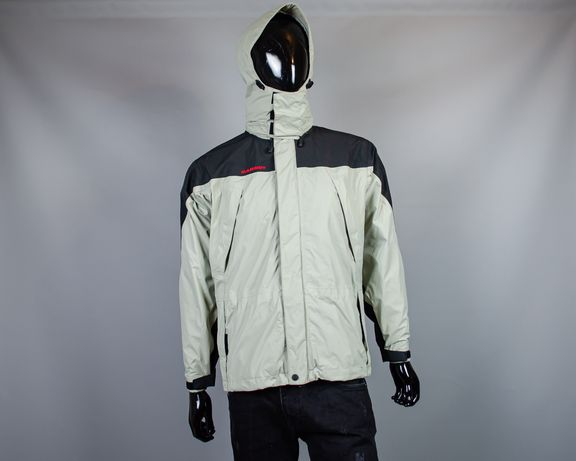 Фирменная мембранная куртка Mammut Gore-Tex XCR Balance Project.Marmot
