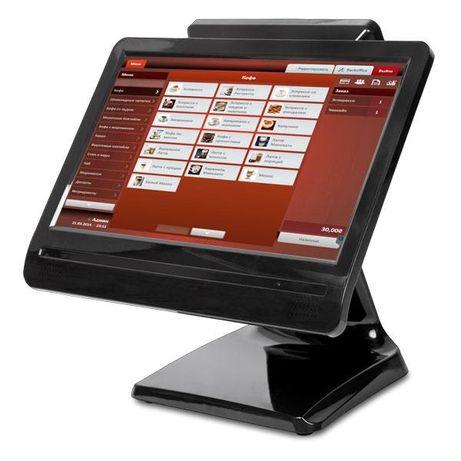 Бюджетный моноблок сенсорный POS-терминал 15,6 дюймов на Windows