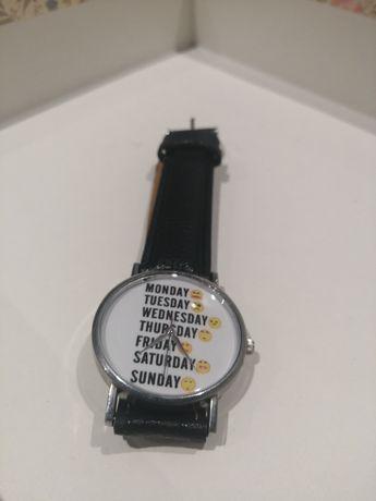 Zegarek damski dni tygodnia