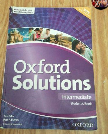 Oxford Solutions testy język angielski