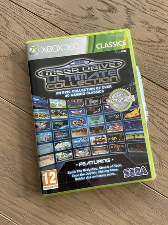 SEGA Mega Drive - Ultimate Collection GRY Xbox 360