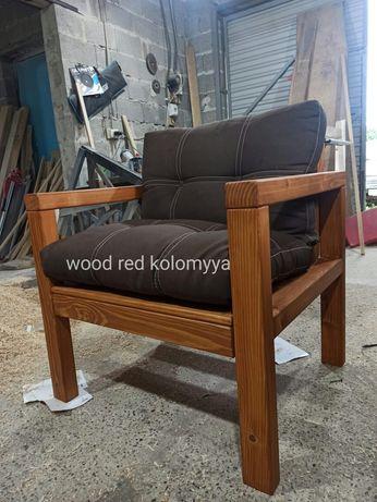 Садові меблі, меблі для тераси, крісло дерев'яне, лавки, стіл, лофт
