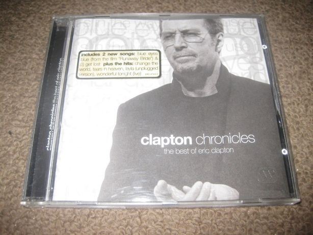 """CD """"Clapton Chronicles: The Best of Eric Clapton"""""""