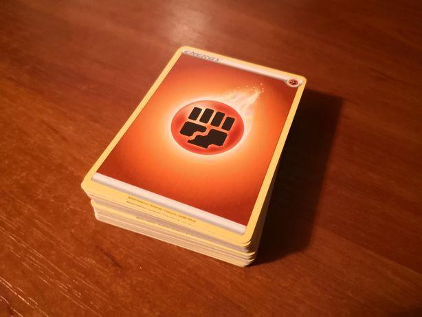 Karty pokemon, talia dla początkujących, typ walczący