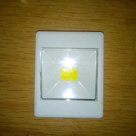 Виключатель светильник