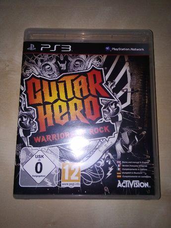 PS 3 - gra Guitar Hero !!!
