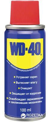 Универсальный аэрозоль WD 40 100 ml