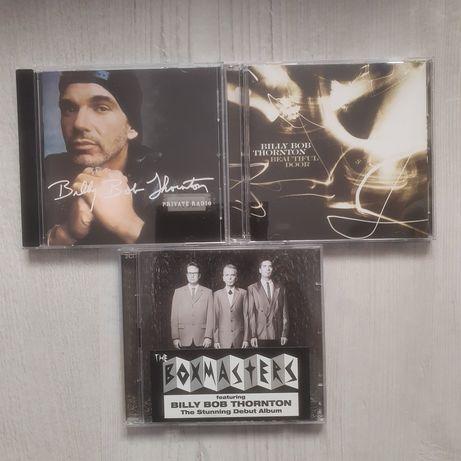 Billy Bob Thornton - 3 albumy CD