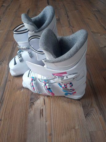 Buty narciarskie dla dziewczynki Rossignol 255mm, rozmiar 21,5