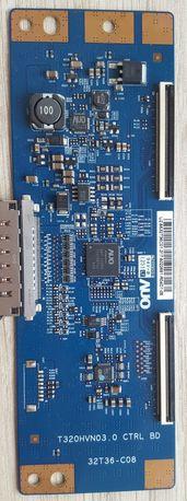 Logika T-CON T320HVN03.0 32T36-C08 Samsung UE32F5300AW
