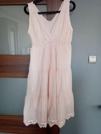 Sukienka dobrej włoskiej firmy