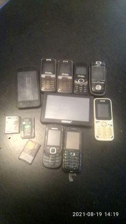 Телефоны мобильные навигатор