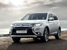 MITSUBISHI OUTLANDER 2016 крыла, капот , бампера , фары фонари !