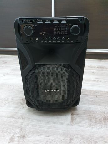 Przenośny zestaw karaoke