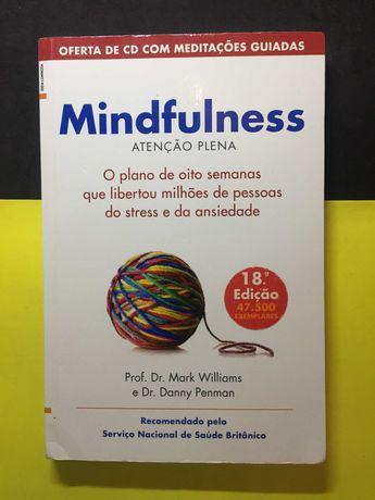 Mark Williams e Danny Penman - Mindfulness (Portes CTT grátis)