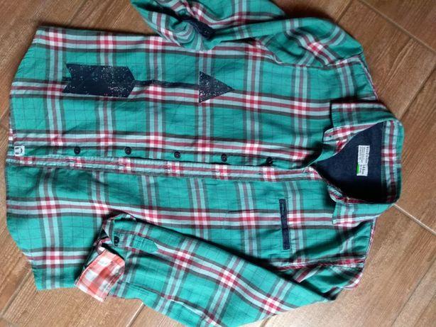 Koszula, chłopiec, rozm. 140, Reserved