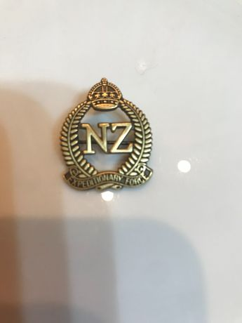 Значок Нової Зеландії WW 1