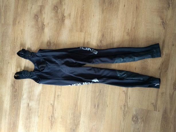 Spodnie kolarskie Endura L spodenki czarne M MTB rower koszulka