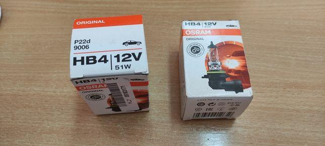 Галогенные лампы HB4 12v 51w OSRAM