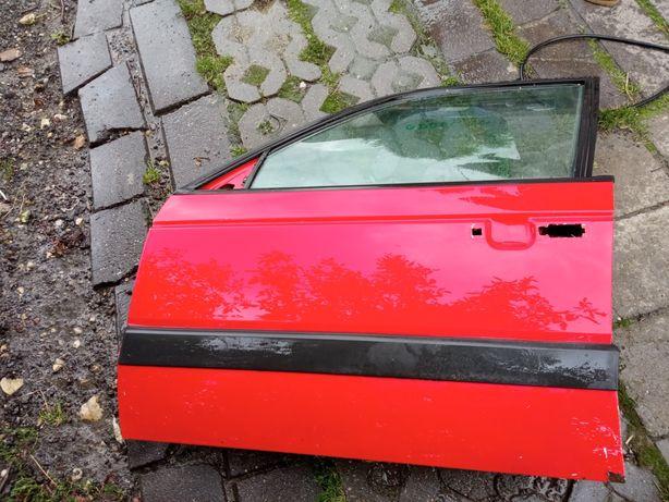 Drzwi Volkswagen Passat b3 lewy przód części