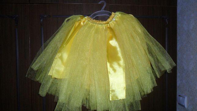 юбка с фатина на девочку 10 лет