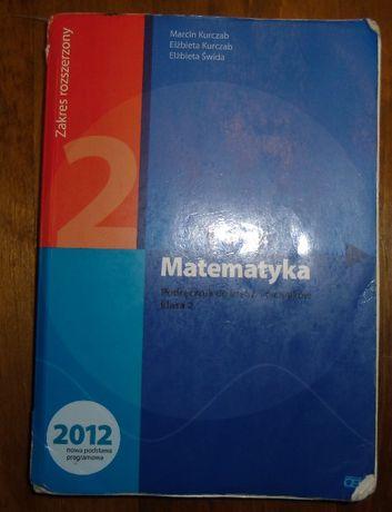 Sprzedam Matematyka 2