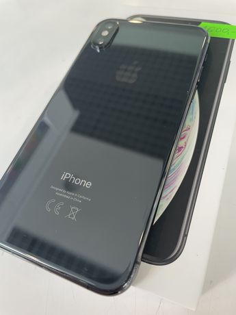 Iphone xs space gray 64 gb stan idealny